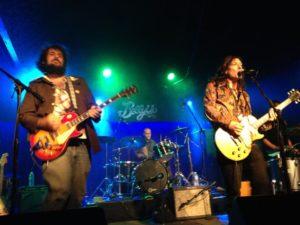 Ed Hale and Transcendence live in concert