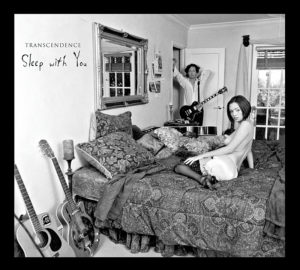 Sleep With You album cover by Ed Hale and the Transcendence
