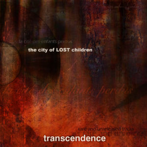The City of Lost Children by Ed Hale and the Transcendence album cover