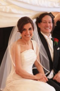 Ed Hale and Nahal Mishel-Ghashghai Persian Wedding Ceremony photo